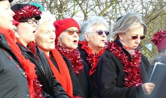 Carols at Sun Rising