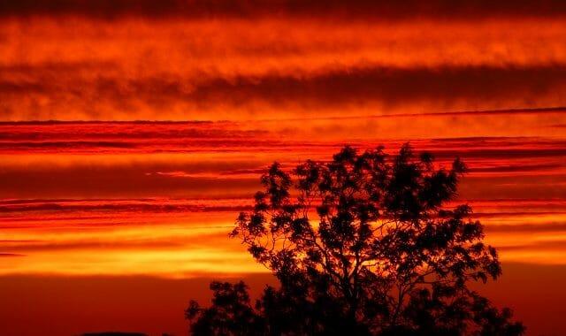 Sunset at Sun Rising (Claudia McHardy)