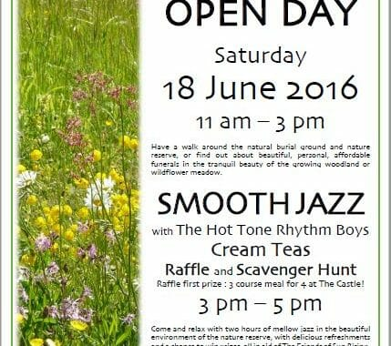 Open Day and Smooth Jazz poster