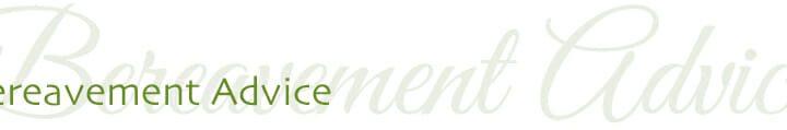 bereavement advice, natural burials