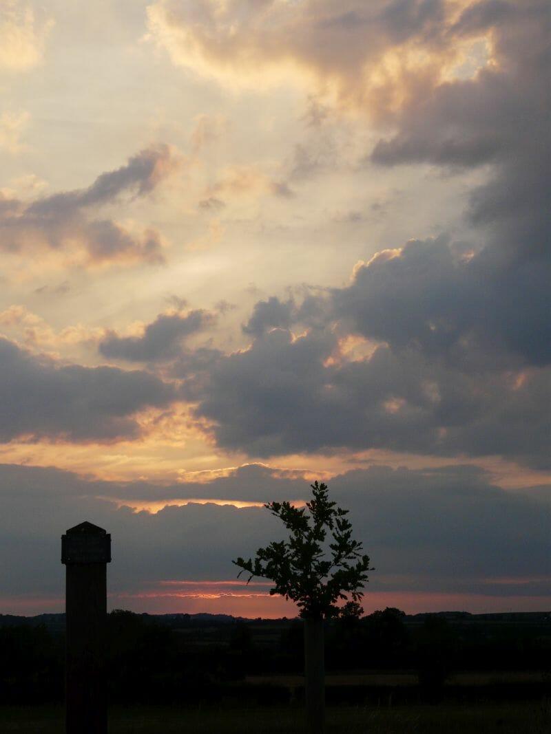 Sunset at Sun Rising